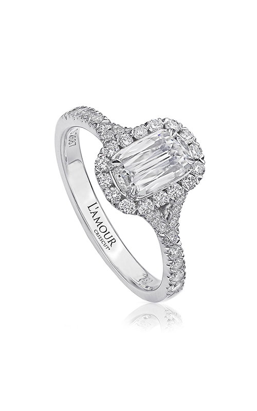 Christopher Designs Engagement ring L103-085 product image