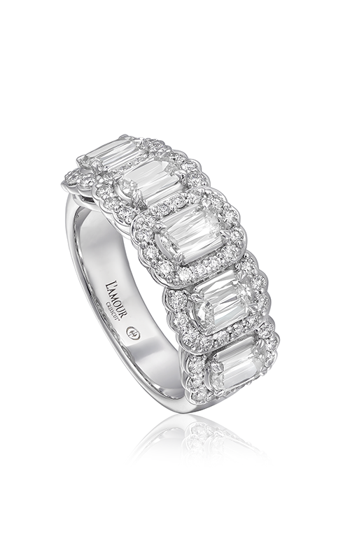 Christopher Designs Wedding band L255-5-125 product image