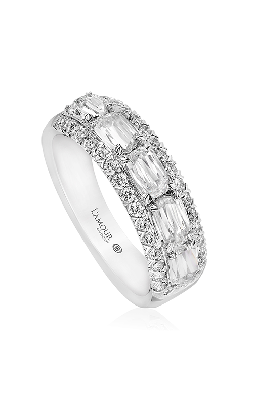 Christopher Designs Wedding band L257-5-100 product image